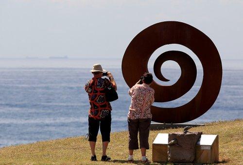 Выставка «Скульптуры у моря-2011»