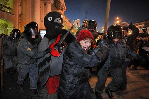 """Странные фото-приколы из серии """"только в России"""""""