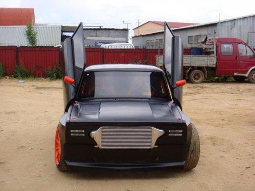 Тюнинг автомобилей ВАЗ