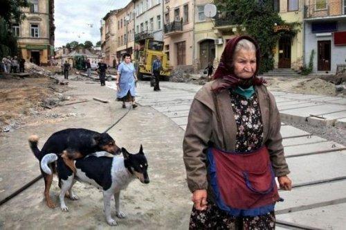 """Фото-приколы из серии """"только в России"""". Часть 2"""