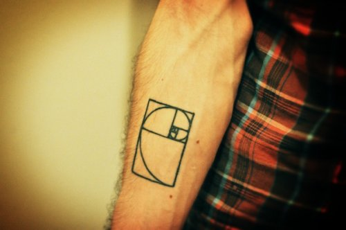 Прикольные татуировки с научным уклоном