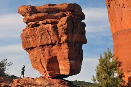 Самые невероятные скальные образования нашей планеты