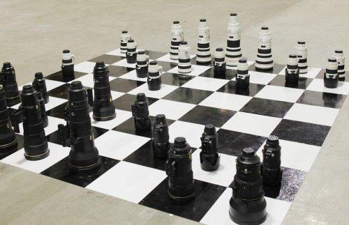 Креативные шахматные доски