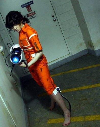 Прикольные костюмы персонажей  компьютерных игр
