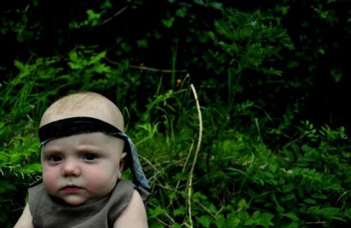 Малыш и культовые фильмы