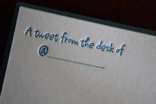 Креатив для фанов Twitter
