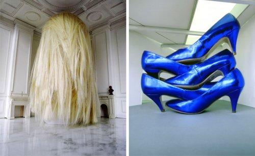 Удивительные инсталляции от Petros Christostomou