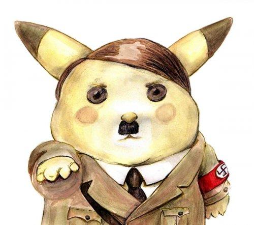 Мультяшный Гитлер