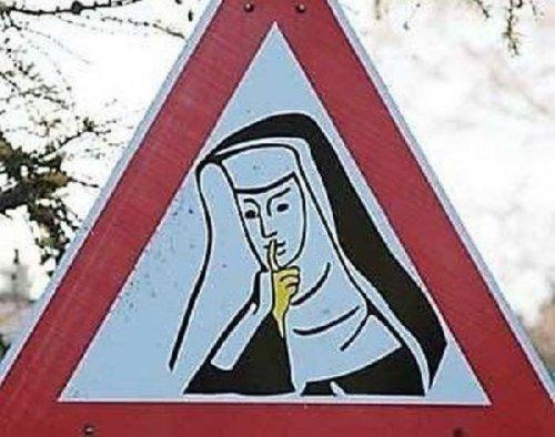 Смешные предупреждающие знаки