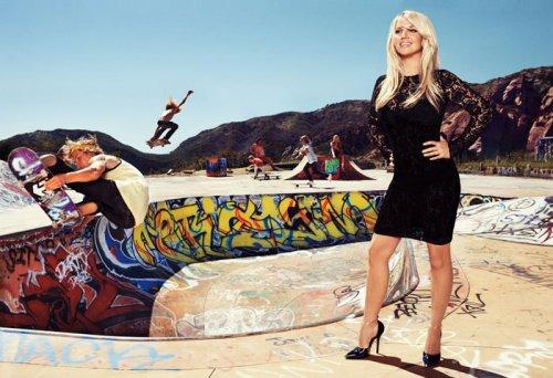 Фотосессия Бритни Спирс для журнала Harper's Bazaar US