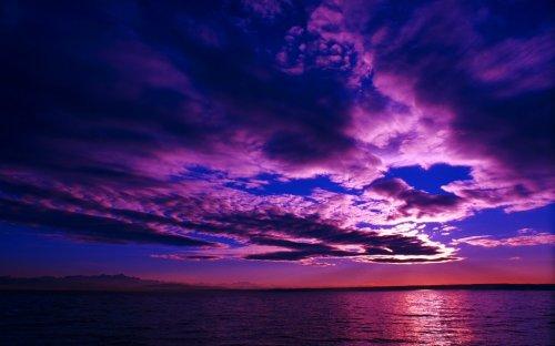 Облака в фотографиях