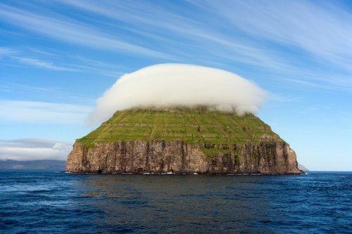 Остров Литла-Димун
