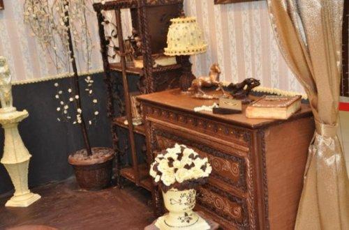 Шоколадная комната в Калиниграде