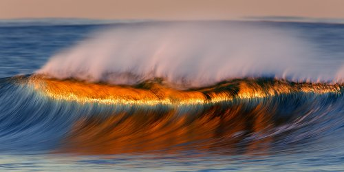 Цветные волны от фотографа David Orias