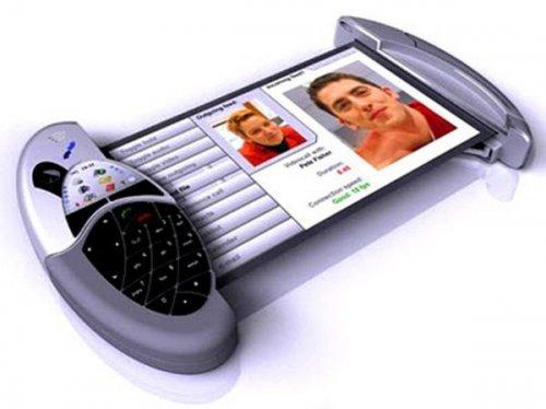 Оригинальные концепты мобильных телефонов