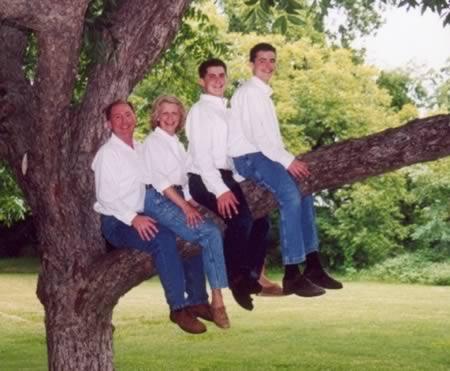 Семейные портреты-приколы