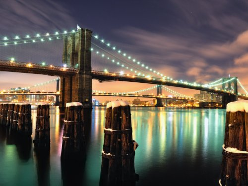 Лучшие мосты для пеших прогулок