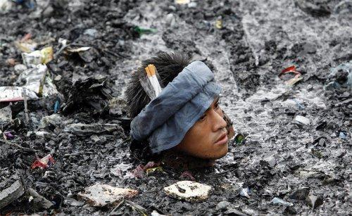 Лучшие снимки Reuters в 2011 году (часть 2)