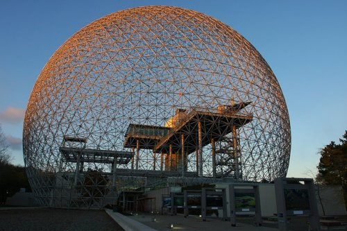 Самые известные геодезические купола планеты