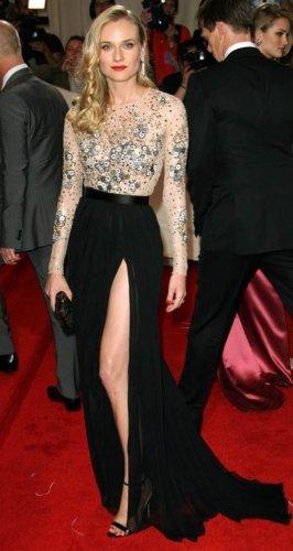 Самые красивые платья 2011 года