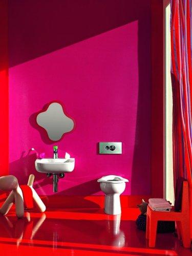 Креативная ванная комната для детей