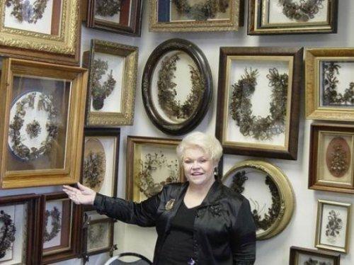 Музей украшений из волос