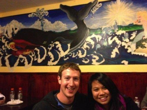 Приватные фото Марка Цукерберга просочились в сеть