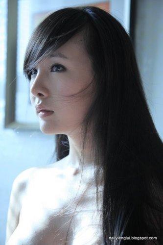 Ган Лулу - звезда китайского интернета