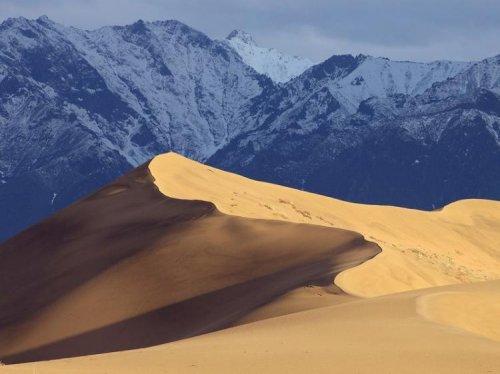 Холодные пески ледника Кодара
