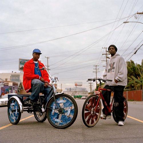 Любители тюнинга велосипедов
