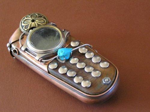 Стимпанк-телефоны