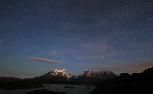 Стефан Гизар: Звезды южного полушария