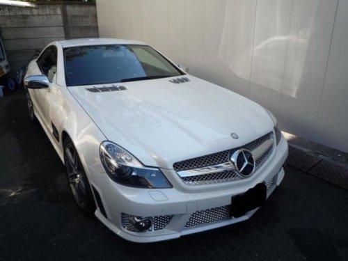 Коллекция автомобилей одного богатого японца