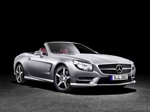 Mercedes неофициально засветил свой главный родстер