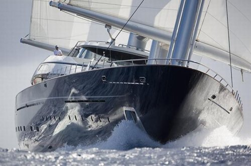 Третья по величине яхта в мире
