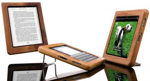 Стильные деревянные гаджеты