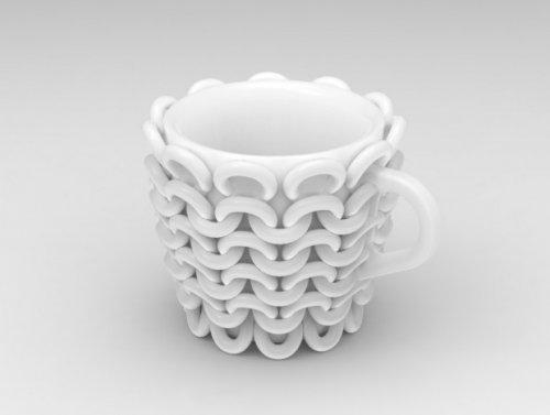 Необычные и креативные кофейные чашечки