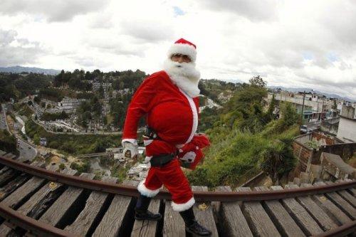 Настоящий Санта-Клаус