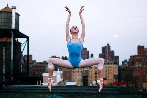 Балетная фотография