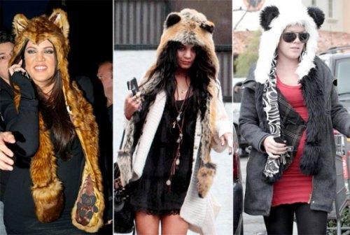 Десятка самых странных нарядов знаменитостей