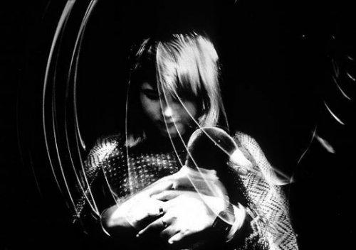 Фотоработы слепого фотографа