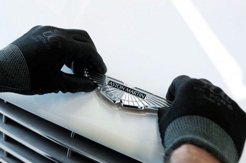 Как собирают суперкар Aston Martin One-77