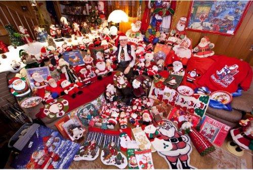Рождественские мировые рекорды