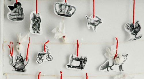 25 идей своими руками для Нового года