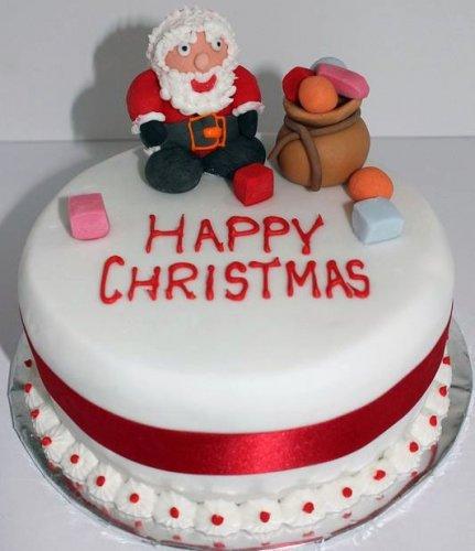 Классные новогодние торты