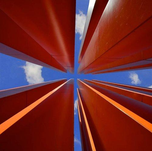 Архитектурные рамки для неба