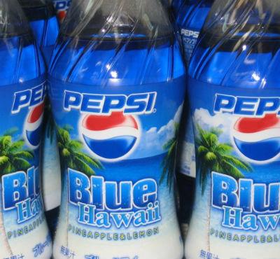 Неизвестные продукты известных брендов