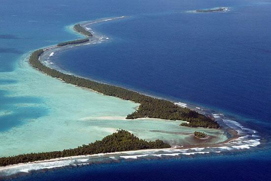 Самая непосещаемая страна – тувалу