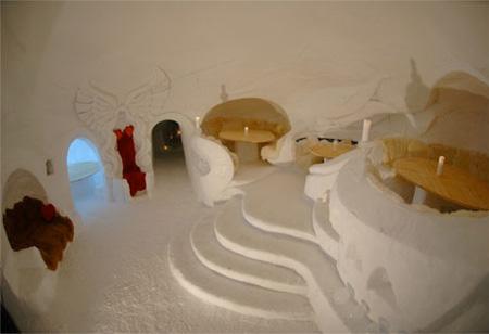 Креативные дома-иглу
