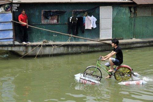 Странные китайские изобретения